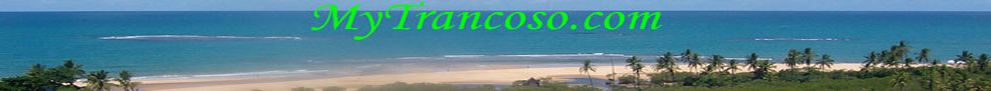 Beach of Trancoso